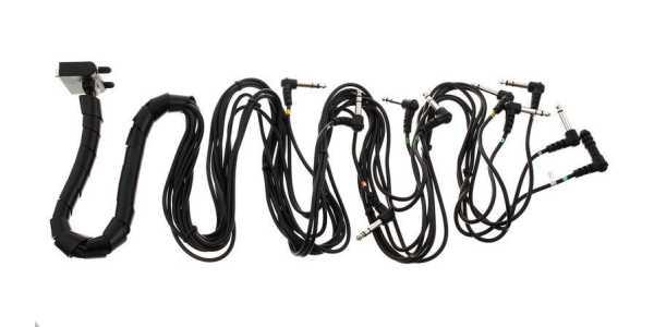 c u00e2ble multiconducteur pour roland td 11  15  17  25
