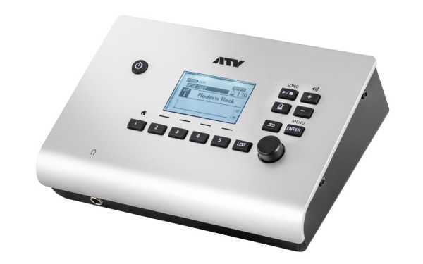 ATV xD3 module de sons electrique