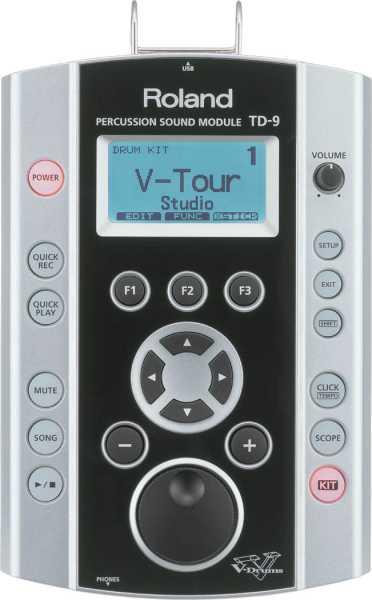 Roland TD-9 Version 2.0 (gebraucht)
