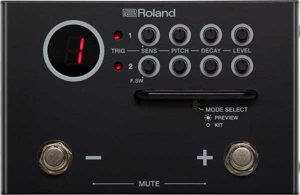 Roland TM-1 Pad Expansion Bundle #1